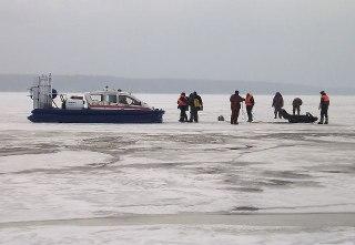 Костромичей предупреждают: лед на реках области тонкий
