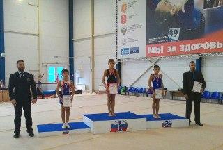 Костромич завоевал серебро Первенства Центральной России по спортивной гимнастике