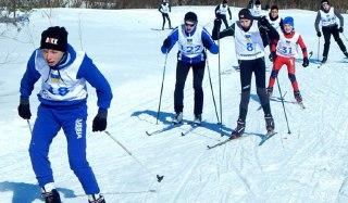 Лыжники Солигаличского района Костромской области закрыли сезон
