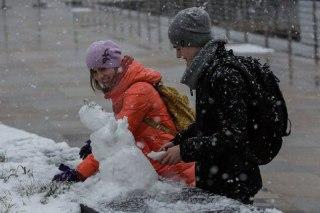 В Костромской области 5 дней будет идти мокрый снег с дождем