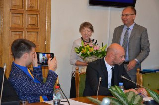 В Думе города Костромы депутатский мандат получила Наталия Пашутина