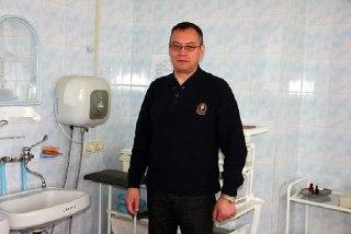 В Барановском ФАПе Буйского района сделали ремонт