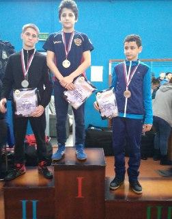 Костромские спортсмены стали победителями Первенства Центральной России по вольной борьбе