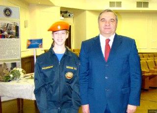 Костромская школьница стала лучшим «Юным спасателем»