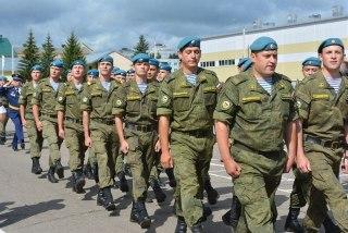 Перед новым годом костромские десантники получат вымпел «Ударных»