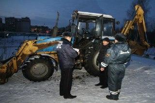 В Костромской области подведены итоги операции «Трактор»