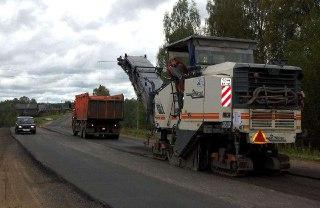 В 2018 году будет отремонтировано 70 км федеральной трассы, проходящей через Костромскую область
