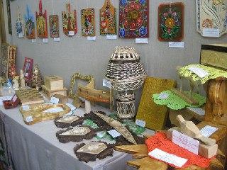 В Костроме педагоги туристического центра «Чудь» подготовили необычную выставку