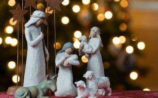 Сегодня костромичей приглашают посетить «Рождественский вертеп»