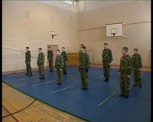 Костромской кадетский корпус провел открытое первенство по рукопашному бою