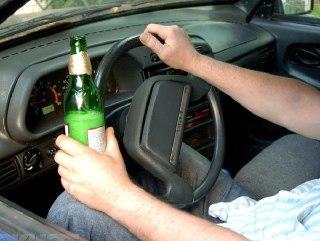 В Костроме по понедельникам больше всего пьяных водителей за рулем