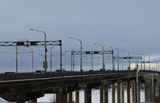 Костромская мэрия опубликовала схемы движения транспорта на время ремонта моста через Волгу