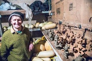 В Костромской области готовит выставку известный отшельник