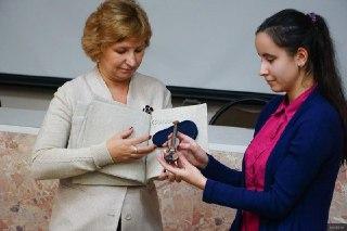 Студенты Костромского Университета сделали книги для слабовидящих детей