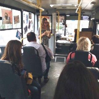В Костроме в 38 автобусе будут читать «Василия Теркина»