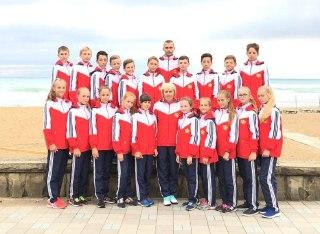 Костромские школьники стали 7 на президентских играх