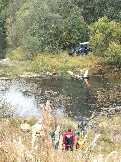 В Костромской области найдено тело пилота, потерпевшего крушение легкомоторного самолета