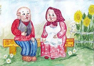 В селе Красное-на-Волге Костромской области объявили конкурс на лучшую открытку для пожилых людей