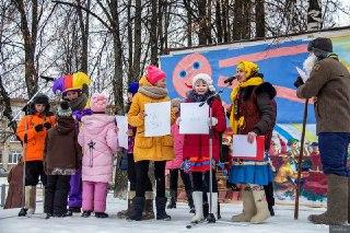В Шарье горожане устроили праздник валенка