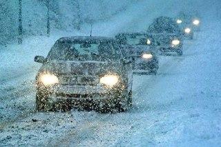 В Костромской области на три дня обещают мокрый снег и усиление ветра