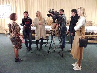 """Сегодня в Костроме открылась благотворительная выставка """"Благо Дарю"""""""