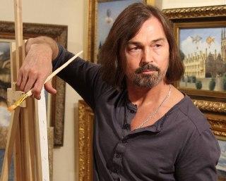 8 декабря в Костроме открывается выставка Никаса Сафронова