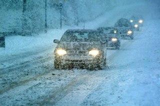 В Костромской области ожидается метель и ухудшение видимости на дорогах