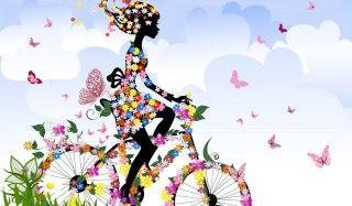 В г.Макарьеве Костромской области объявили фотоконкурс «Женщина-весна»