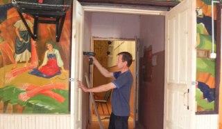 В Вохомском районном Доме культуры начались работы по программе «Доступная среда»