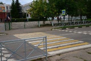 В Костроме к новому учебному году положили 8 лежачих полицейских и установили 3 светофора