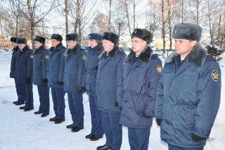 В УФСИН России по Костромской области состоялась торжественная церемония принятия  Присяги