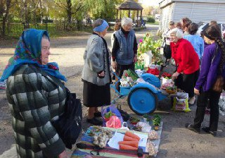 В Солигаличе торговые места на сельхозярмарке огородникам и пчеловодам предоставят бесплатно