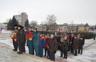Сегодня в Костроме пойдет митинг в честь пожарных и спасателей, погибших при исполнении служебного долга