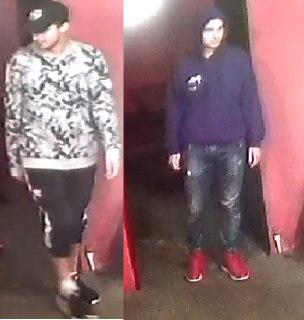 Костромские полицейские разыскивают двух мужчин, которые ограбили бар на улице Калиновской