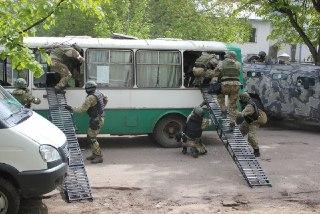 В Костромской области два дня будут проходить антитеррористические учения