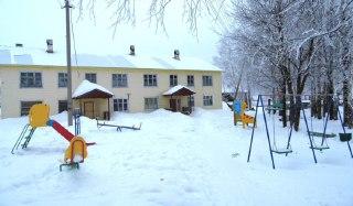В селе Павино Костромской области появилась многофункциональная спортивная площадка
