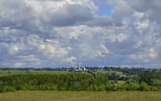 В Костромской области упал в реку легкомоторный самолет