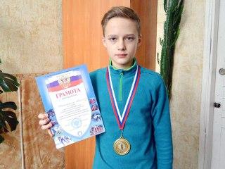 Шарьинец Александр Устюжанин стал лучшим на соревнованиях по полиатлону