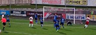 Костромской «Спартак» обыграл футбольную команду «Долгопрудный»
