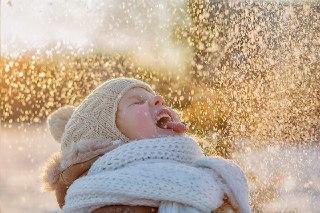 В Кострому пришел долгожданный снег