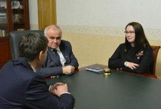 Глава Костромской области провел рабочую встречу с начальником регионального управления Минюста