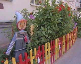 Сегодня в Костроме назовут победителей конкурса «Костромские дворики»