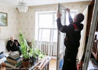 В Костромской области в этом году выделено более полумиллиона рублей на ремонт жилья ветеранам ВОВ