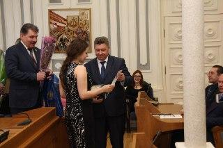 Сегодня Костромская областная Дума наградит лучших студентов