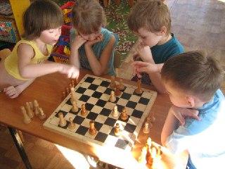В детских садах посёлка Красное-на-Волге будут учить детей играть в шахматы