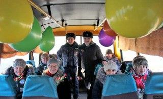 Полицейские города Неи в Костромской области провели праздничный рейд
