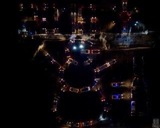 В Костроме прошел флешмоб против пьяных за рулем