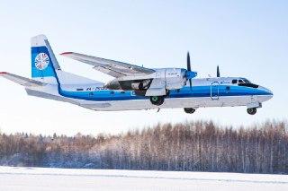Авиарейс «Кострома – Санкт-Петербург» перенесли с 23 на 22 февраля