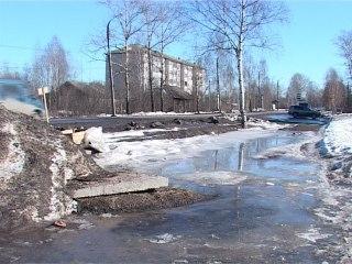 С 16 апреля в городе Шарье Костромской области будет ограничено движение большегрузного транспорта