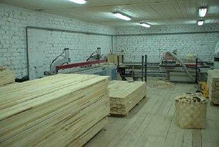 В Пыщугском районе планируют открыть новое деревообрабатывающее производство
